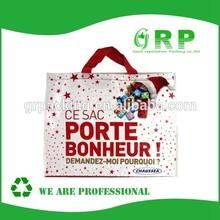 Christmas shopping bag gifts bag