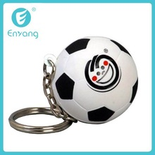 2015 New Innovative PU Stress Ball Keychain