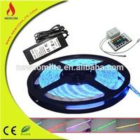 Battery Powered 12V 24V LED Strip light Waterproof 5M