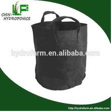 hydroponics 1,2,3,5,10,15,20,25 gallon fabric pot /patio planter bag