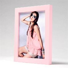 Super quality classical plastic baseball picture photo frame