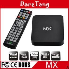 M8 amlogic s802 digital tv converter box wifi