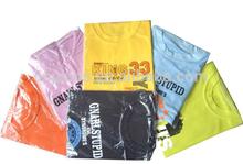 1 dollar mixed designs man t-shirt fashionable t-shirt overstock