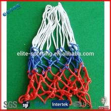 mulit-color basketball net