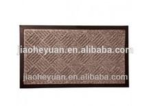 Square pp floor mats ,jacquard pp rug