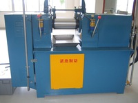 New price High accuracy lab use two roll mixing mill for rubber