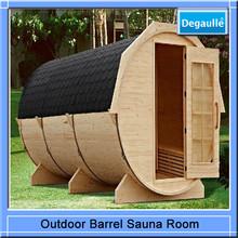 Best Selling Outdoor Barrel Sauna Steam Room