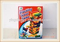 plastic best desktop toy tower blocks stacking game