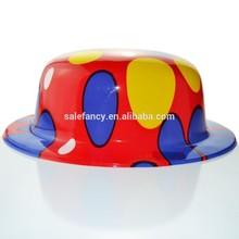 Plastic toy fireman helmet Hat Helmet Fancy Dress Accessory QHAT-2180