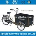 Pedal de carga eléctrica de tres ruedas