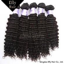 Efly Hair New Product 100% Brazilian Human Hair Wholesale Price Virgin Eurasian Deep Wave Hair