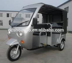 electric three wheel rickshaw