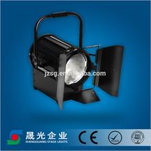 dimmable fresnel lens 3200K-5600K led video spotlight for studio/video/stage/film