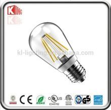 E27 filament led lamp 220V-240V 4W led filament bulb 360 degree filament led bulb base replace 40W halogen bulb