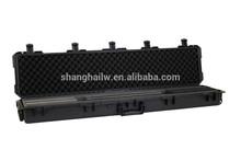 China factory IP67 waterproof long hard plastic gun case x750