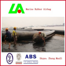 High pressure boat rubber airbags made of natural rubber
