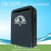 "New Professional mini waterproof bag gps tracker for dog/cat Brand Product Name ""tk102b"""