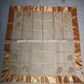 Organza bordado manteles