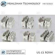 WAIN HK Series heavy duty connectors
