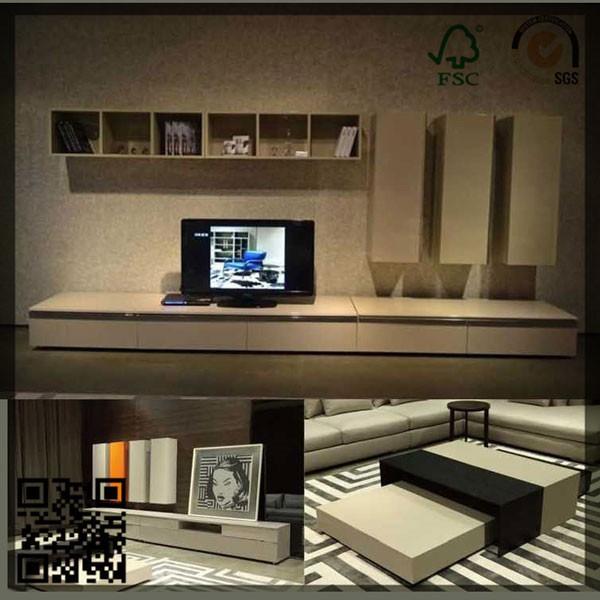 Living room modern lcd tv cabinet design view lcd tv for Living room tv cabinet designs pictures