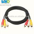 de alto grado de la ofc cable de audio y vídeo