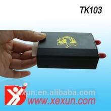 Xexun gps tracker tk103 mini car global security gps tracker