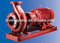 Factory price End suction pump irrigation pump