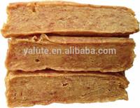 Rabbit jerky fillets dog food wholesale