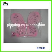 Glitter star pattern butterfly wings wholesale