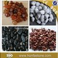 Cina 20 anni produttore vendita all'ingrosso fiume di ghiaia di pietra zerbino con colore diverso dimensioni