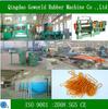 High Production Capacity Rubber Band Machine / Vulcanizing Press Machine