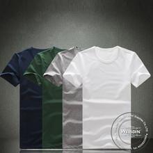 china wholesale 100% organic cotton fancy pattern el tshirts