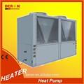 Deron incriminantes faible de l'air ambiant pour chauffer l'eau de la pompe pour la maison de chauffage et de refroidissement de l'eau chaude