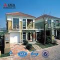 stile moderno best seller struttura leggera in acciaio prefabbricato villa a basso costo