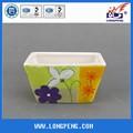 decorativos de interior de cerámica grandes macetas de plantas