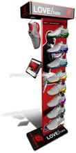 GU-M1371 popular new style folding metal shoe display shelf