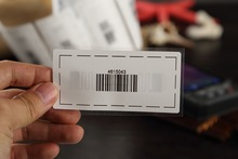 Cloth rfid tag for asset management