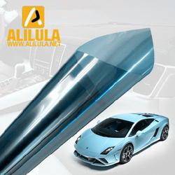 Wholesale price 1.52x30m car window metallized pet film