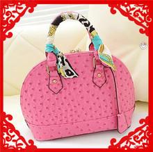 the fashion genuine leather handbags, girl fashion bags