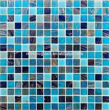Glass Mosaic tile for bathroom wall