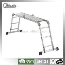 multi-purpose folding step ladder