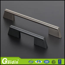 Customized order welcome aluminum hollow knife furniture wardrobe cabinet bathroom drawer pull handle