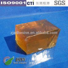 YD-102B hot melt glue for self adhesive labels