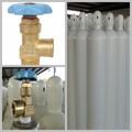 Iso9809-1 de alta presión de oxígeno de acero del cilindro de gas 50l, tanque de gas, la botella de gas