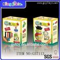 venta al por mayor de china fabricante de bloques de madera de juego