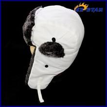 HZM-13987016 Best Selling Premium Quality children mens winter fox fur hat
