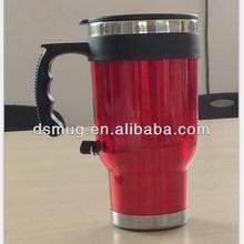 Hot water bottle car and usb mug