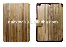 For iPad air Microfibre Bamboo TPU Case