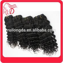 Design antique raw unprocessed virgin indian hair
