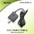 Portátil usb adaptador de pared/cargador para el teléfono móvil